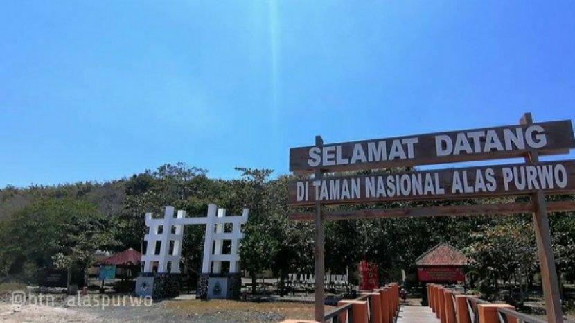 Wisata Alam TN Alas Purwo Tutup Selama PPKM Darurat