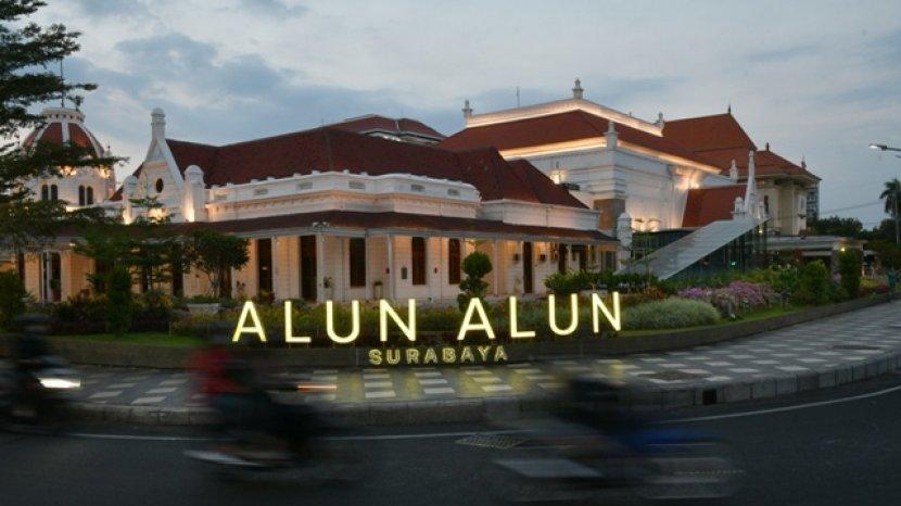 Tempat Wisata Dan Fasilitas Publik Di Surabaya Siap Siap Buka Kembali