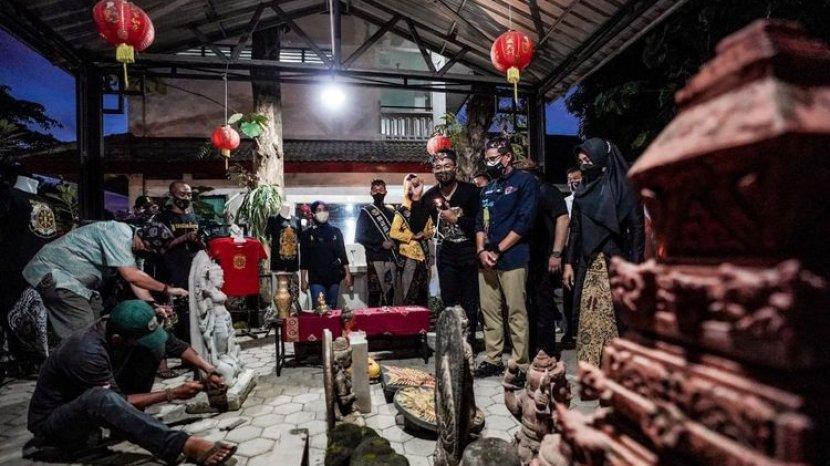Pencinta Sejarah Wajib Ke Desa Wisata Majapahit Bejijong, Mojokerto Ibukota Kerajaan Majapahit