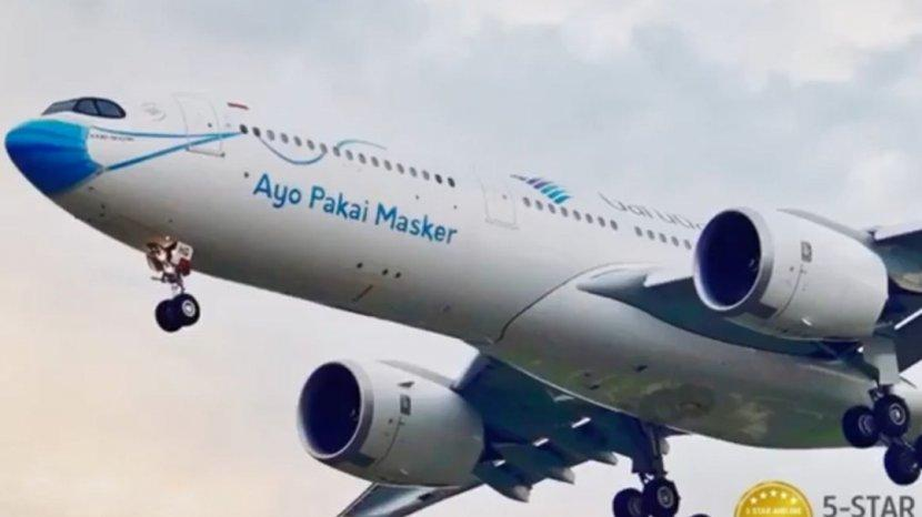 Berlibur ke Pulau Dewata, Garuda Indonesia Tambah Penerbangan Khusus Desember 2020