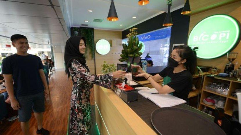 Serunya  Nongkrong Sambil Belajar Bahasa Inggris Di Cafe Bicopi, Otomatis Dapat Diskon