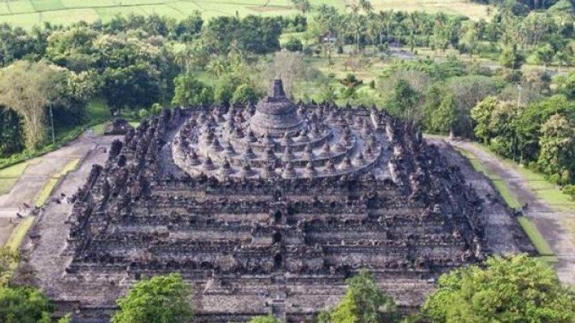 Selama Program Jateng di Rumah Saja, Candi Borobudur Ditutup 2 Hari