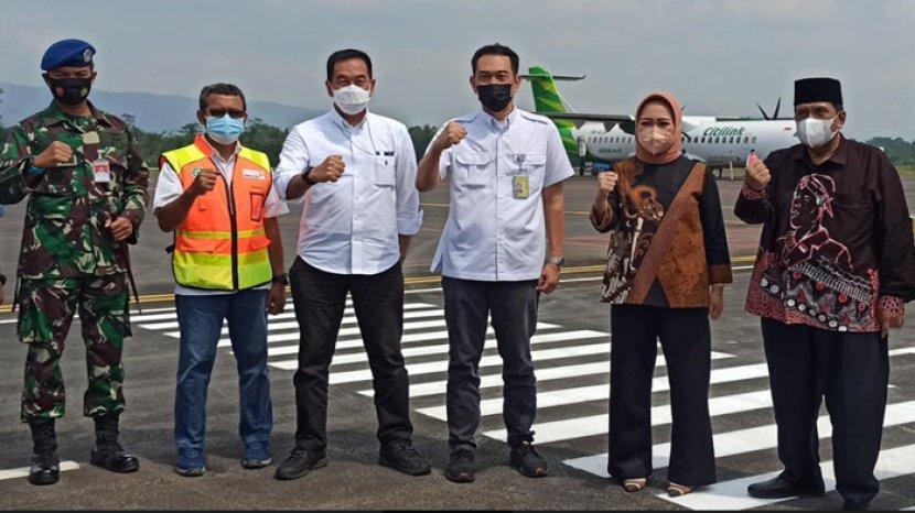 Citilink Buka Rute Surabaya-Purbalingga, Terbang Perdana 3 Juni