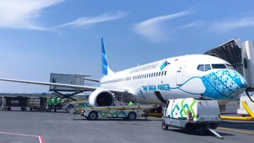 Garuda Indonesia Buka 3 Rute baru ke Destinasi Wisata Unggulan Dalam Negeri