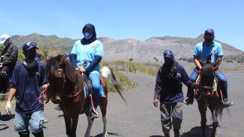 Kawasan Wisata Gunung Bromo Dan Pendakian Gunung Semeru Masih Ditutup Hingga 25 Juli 2021