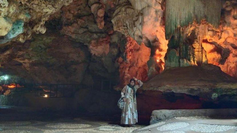 GuaSoekarno,Gua Eksotis di Ujung Timur Madura yangBelum Banyak Diketahui Wisatawan