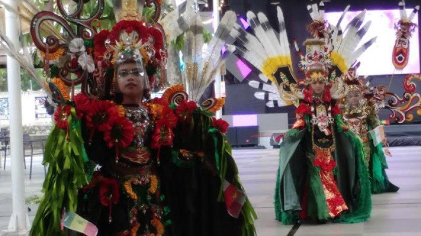 Mengintip Pelaksanaan Jember Fashion Carnaval (JFC) Dengan Protokol Kesehatan Ketat