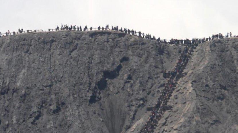 Ingat, Berikut Syarat Berkunjung Ke Wisata Gunung Bromo Saat PPKM Jilid II