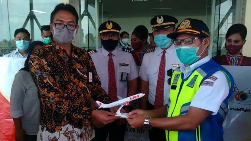 Di Tengah Pandemi, Lion Air Buka Rute Baru Surabaya-Ternate