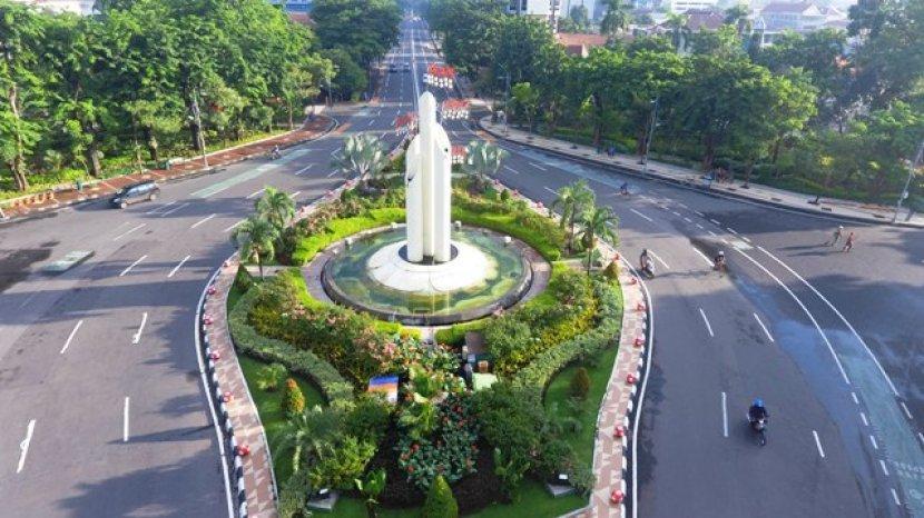 Jelang Pergantian Tahun, Akses Masuk ke Surabaya Dibatasi