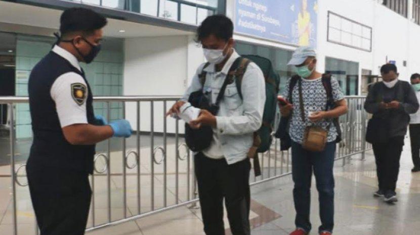 Okupansi Penumpang Pesawat di Bandara Juanda Mulai Menunjukkan Pertumbuhan