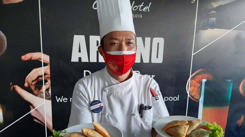 Olahan Sehat Daging Kambing Ada Sup Kambing Tanpa Santan Dan Camilan Samosa