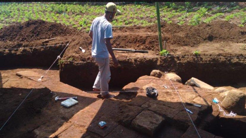 Struktur Batu Bata Diduga Situs Bersejarah Kembali Ditemukan di Singosari