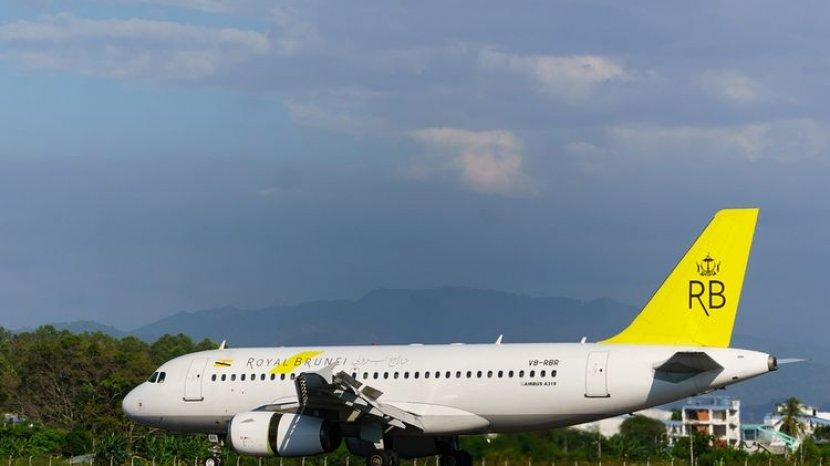 Brunei Larang Penerbangan Dari Indonesia Hingga Batas Waktu Yang Belum DItentukan
