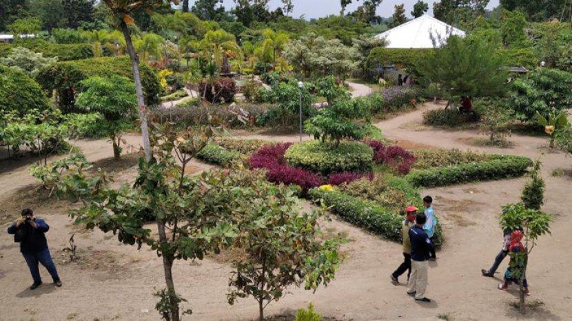 Pengelola Obyek Wisata Taman Cengkok di Nganjuk Idamkan Bantuan Pihak Lain