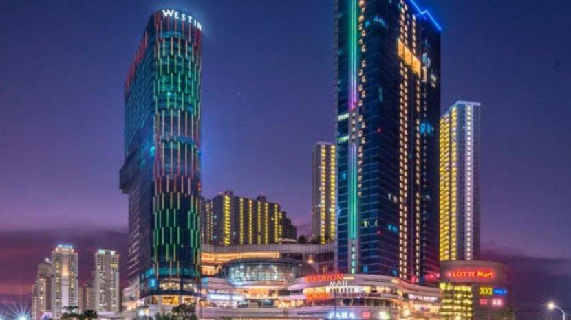 Belum Dibuka Untuk Umum, The Westin Surabaya Raih Penghargaan Kategori Desain Arsitektur Terbaik