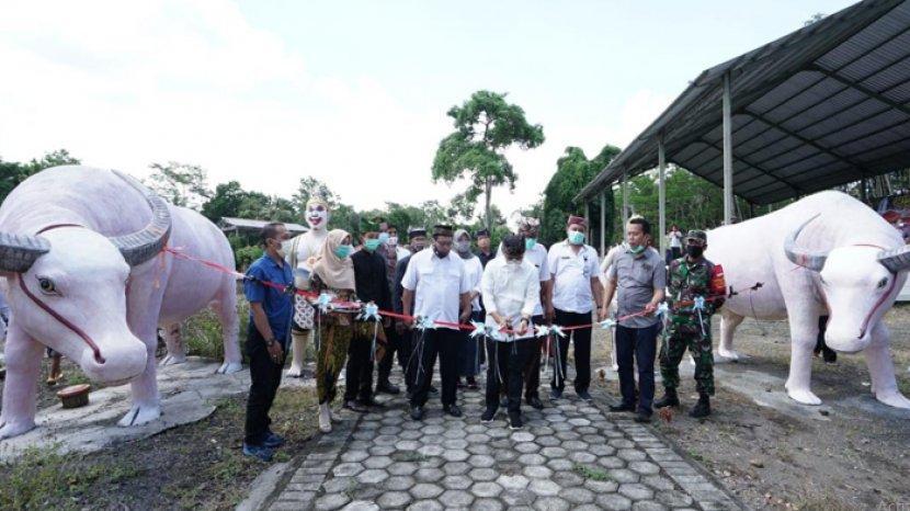 New Antogan, Wisata Kebangsaan Pengingat Para Pejuang di Banyuwangi