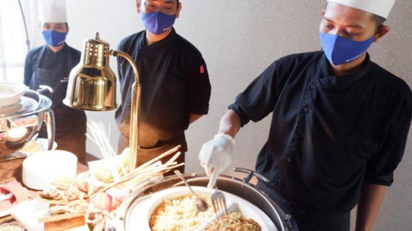 Wyndham Hotel Surabaya Buka Buffet Brunch All You Can Eat Tiap Weekend, Ada Dimsum dan Japanese Food