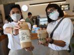 Toko Kopi Tuku Buka Di Surabaya Andalkan Es Kopi Susu Gula Aren Kekinian