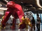 Ciputra World Mall Surabaya Hadirkan Spot Foto Rasa Luar Negeri