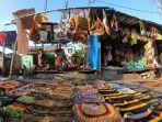 Noken Kerajinan Tas Papua Jadi Ikonik Dan Buruan Peserta PON XX Ke Papua