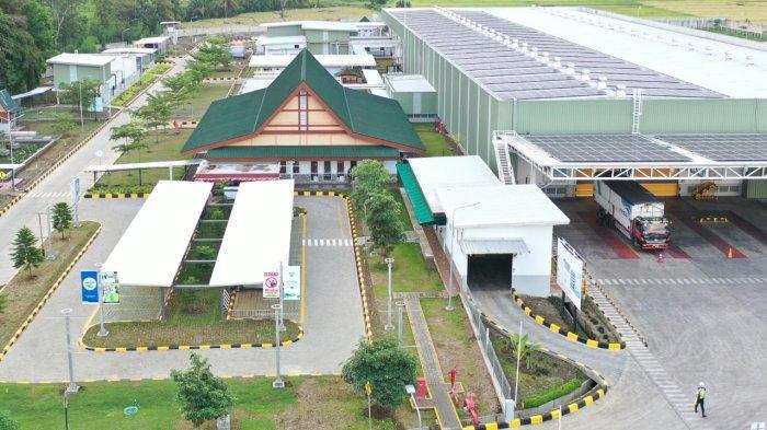 Pabrik AQUA Banyuwangi, Pabrik Ramah Lingkungan dengan Predikat Emas Pertama di Indonesia