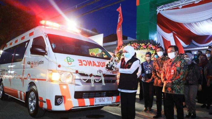 RSUD Dr Soetomo Luncurkan Mobil Ambulance Darurat untuk Jemput Pasien Jantung, Ini Keunggulannya