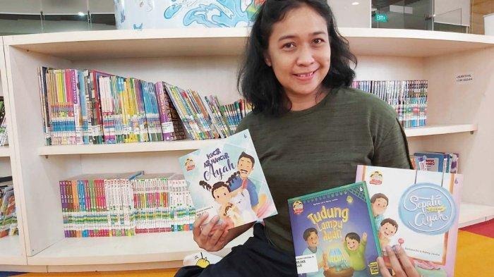 Barbara Eni Priyanti Suka Buat Dongeng dan Cergam Sejak SD