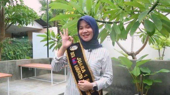Bektienadila Kusumastuti, Mahasiswa Fakultas Kesehatan Masyarakat Universitas Airlangga Berprestasi