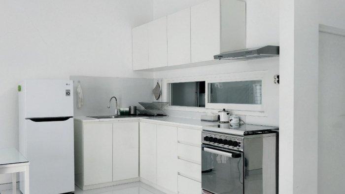 Hasil renovasi dengan desain modern dan minimalis  yang dinamai RumaRB,