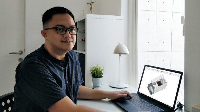 Bramasta Putra Redyantanu Raih Penghargaan Ikatan Arsitektur Indonesia (IAI) Jatim Award 2021