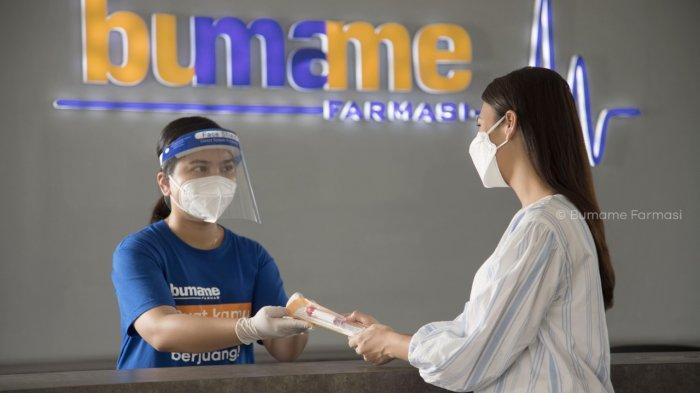Bumame Farmasi Buka Layanan PCR Tes Covid-19 dengan Standar Internasional di Surabaya
