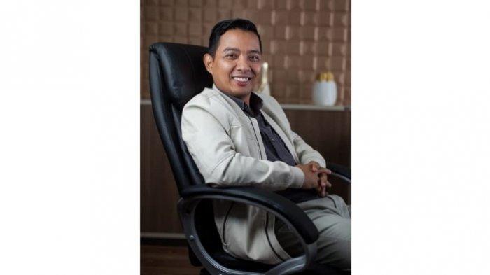 Dr Siswanto SSos MM, Ketua PP Ikatan Keluarga Besar Alumni Untag Surabaya periode 2021-2025