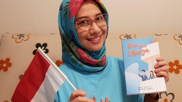 Ika Ubaya Dan Bemus Luncurkan Buku Aku Dan Ubaya di Momen Kemerdekaan Indonesia