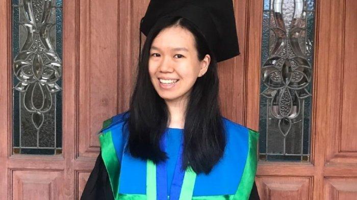 Jennifer Patricia, Lulus S1 Statistika ITS dengan IPK 3,95
