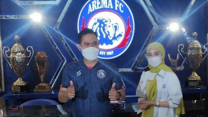 Jersey Home Arema FC Resmi Dilaunching