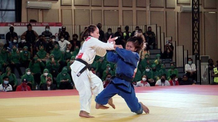 Cabang Olahraga Judo Sumbang Satu Medali Emas Untuk Jatim