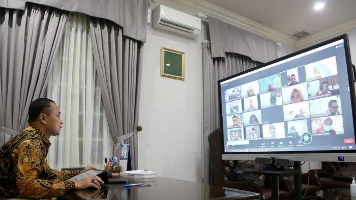 Kuliah S3 Pengembangan SDM Unair, Wali Kota Surabaya Sekelas dengan Ketua Umum Partai Demokrat