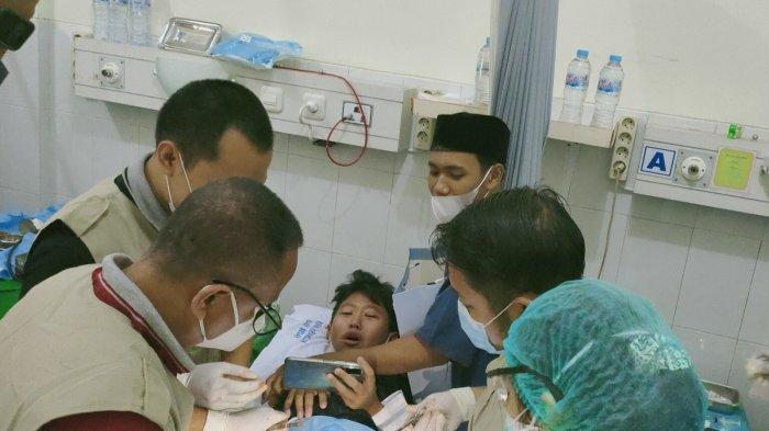 Respon Anak dan Orang Tua Ikuti Khitanan Massal di RSAL dr Ramelan Surabaya