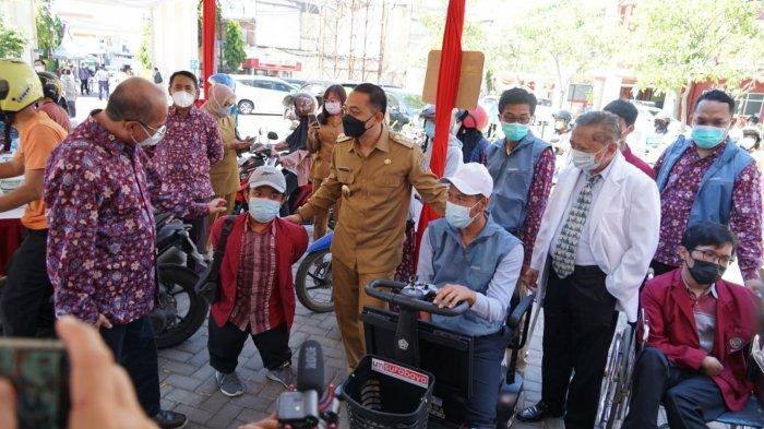 UM Surabaya Sediakan Kursi Cerdas Disabilitas Untuk Mahasiswa Berkebutuhan Khusus