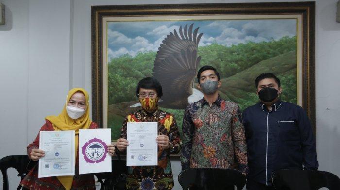 Lembaga Perlindungan Anak Indonesia Peroleh Legalitas Atas Logo LPAI Dari Kemenkumham