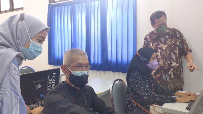 Universitas Wijaya Kusuma Surabaya Buka Laboratorium Pelatihan dan Tes Center IAP