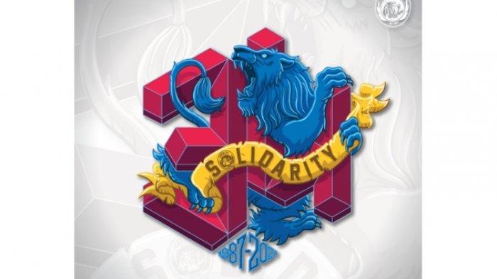Arema FC Pilih Tema Solidarity Untuk Logo dan Slogan Klub Ulang Tahun ke-34