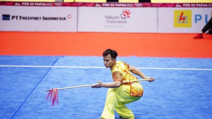 Wushu Tambah Dua Medali Emas Untuk Jatim