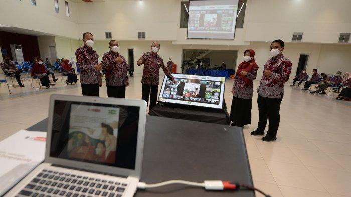 Terinspirasi Film Squid Game, UM Surabaya Kenalkan Kampus Lewat Film Game Survival