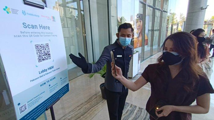 Tahapan Masuk Mall Dengan Download PeduliLindungi.id