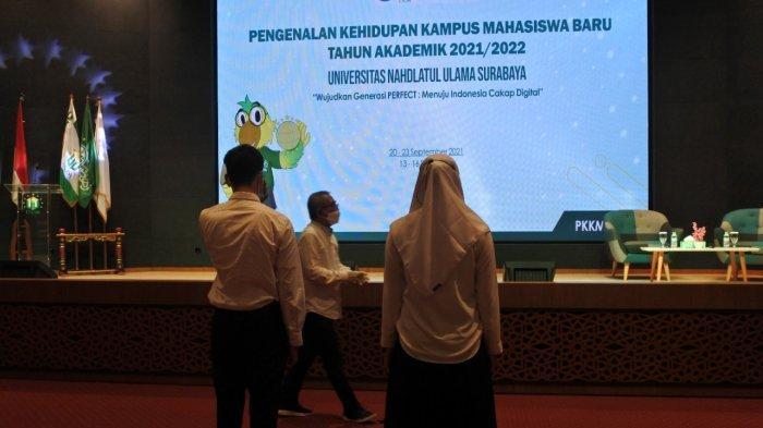 Mendikbud Ristek Dorong Mahasiswa Baru Unusa Ikuti Program-Program MBKM