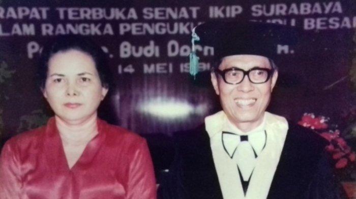 Prof Dr Budi Darma MA, Sastrawan Kenamaan Indonesia Tutup Usia
