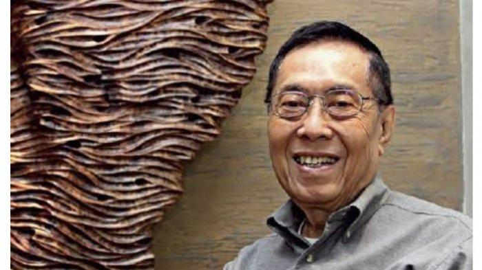 Prof Dr Budi Darma MA, Sastrawan Kenamaan Indonesia semasa hidup