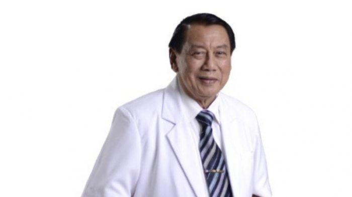 Prof dr Suhatno SpOG (K)-Onk,Spesialis Obgyn Surabaya Berpulang Karena Covid-19